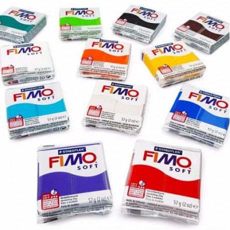 Staedtler Fimo Soft Polymer Modelling Clay
