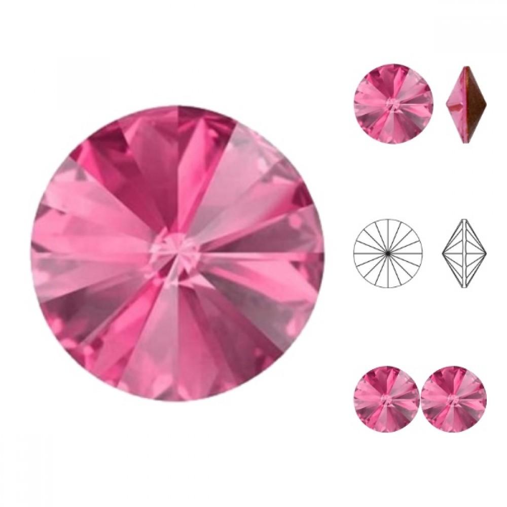 Swarovski Rivoli - Rose