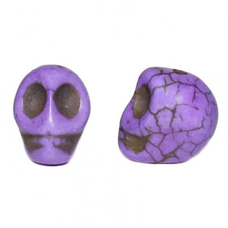 Purple Howlite