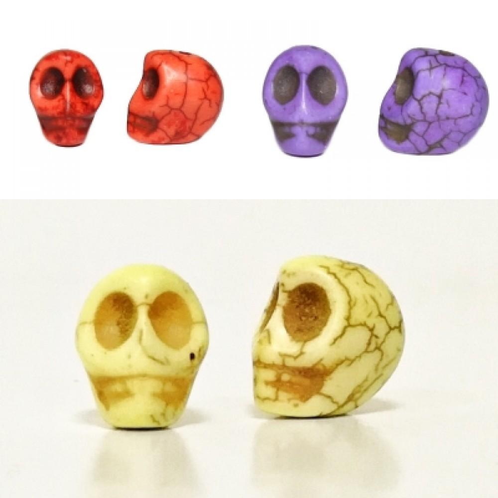 Margele semipretioase craniu